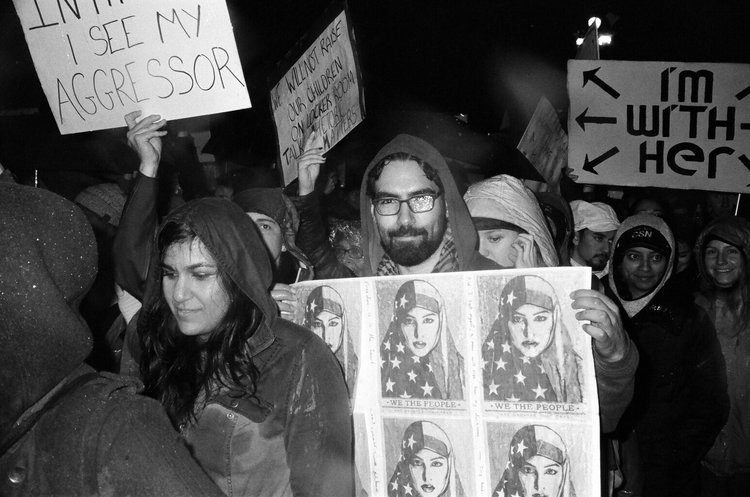 Womens March: 1.21.17 - San Francisco, CA