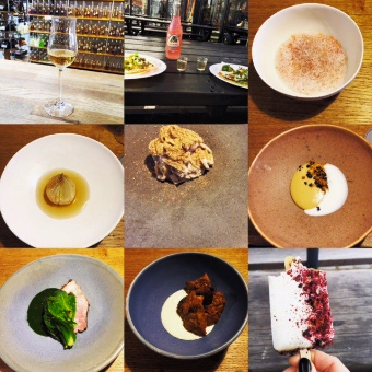 Some culinary highlights from Relae, Torvellarnekbh and Hija de Sanchez Copenhagen.