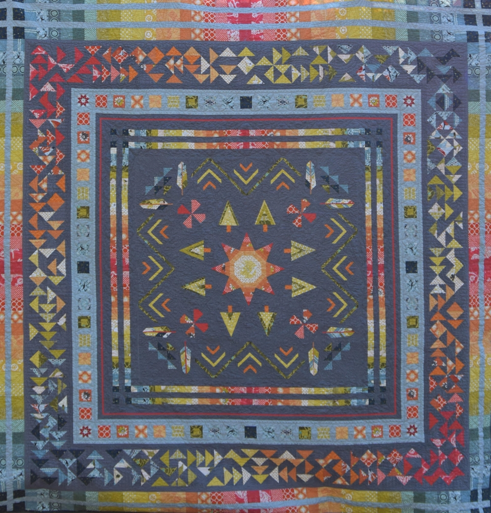 Ruth Beeby Quilt