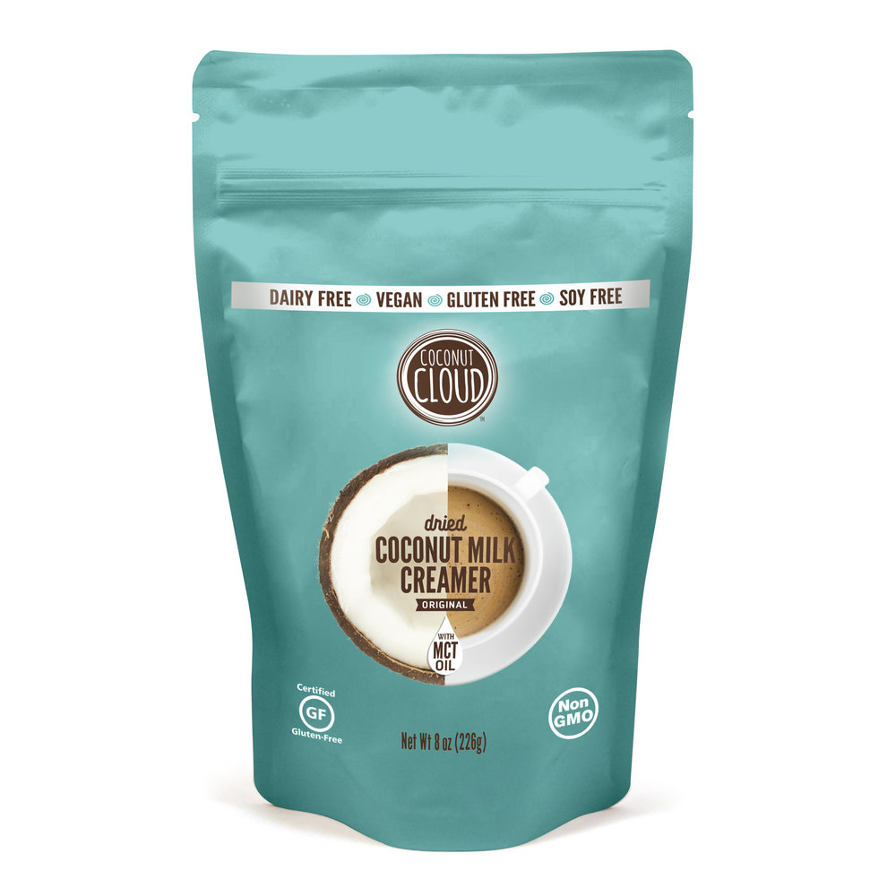 Coconut Cloud dairy free creamer original