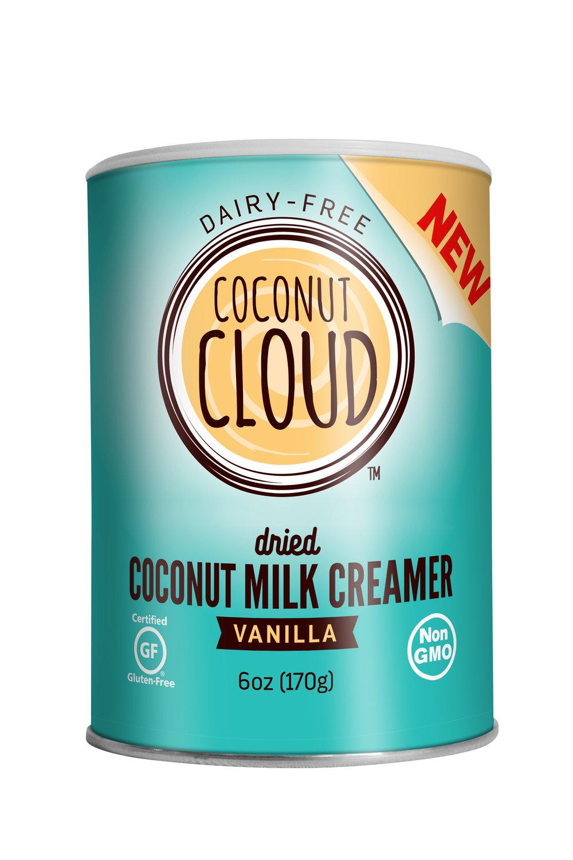 vegan vanilla coffee creamer
