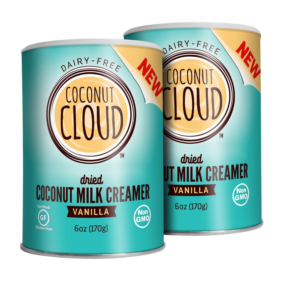 dried coconut milk creamer vanilla