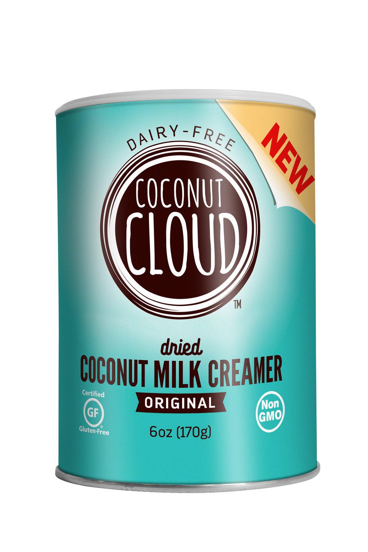 dried coconut dairy-free creamer