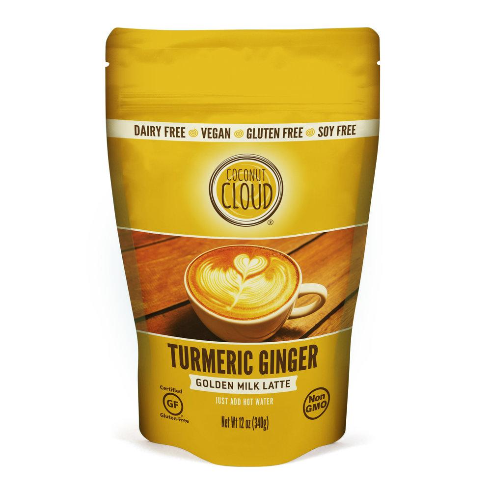 Turmeric Ginger latte