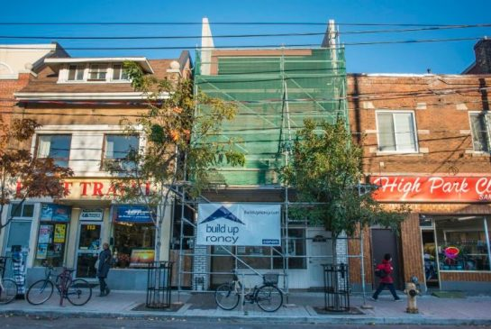 The developers behind a new residential unit at 111 Roncesvalles are hoping their 'simple' approach to adding density will catch on in other parts of the city.