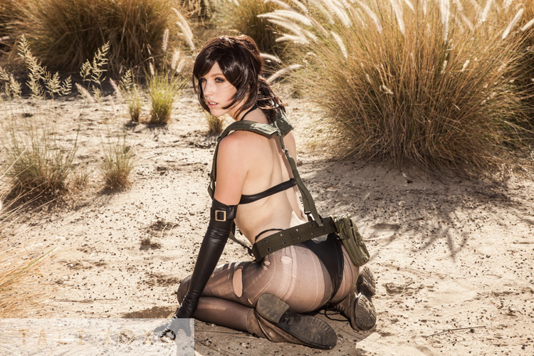 Mgsv Quiet Cosplay Tali Xoxo