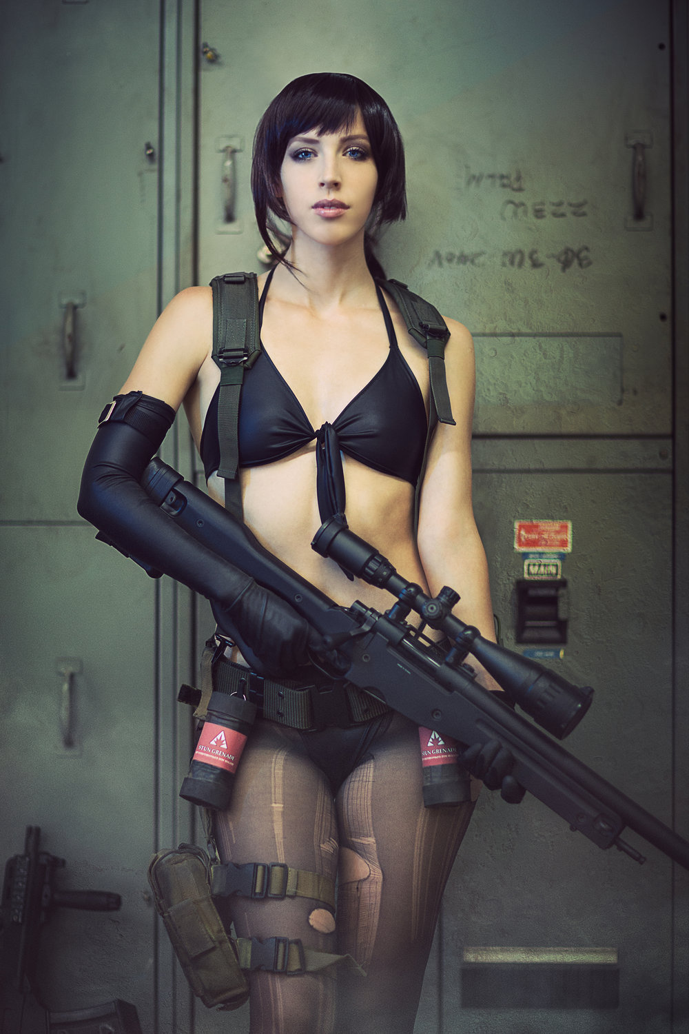QUIET - METAL GEAR SOLID V