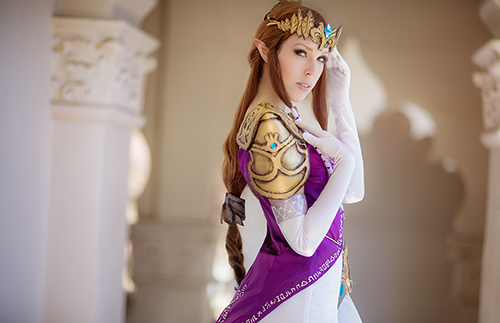 ZELDA - LEGEND OF ZELDA: TWLIGHT PRINCESS