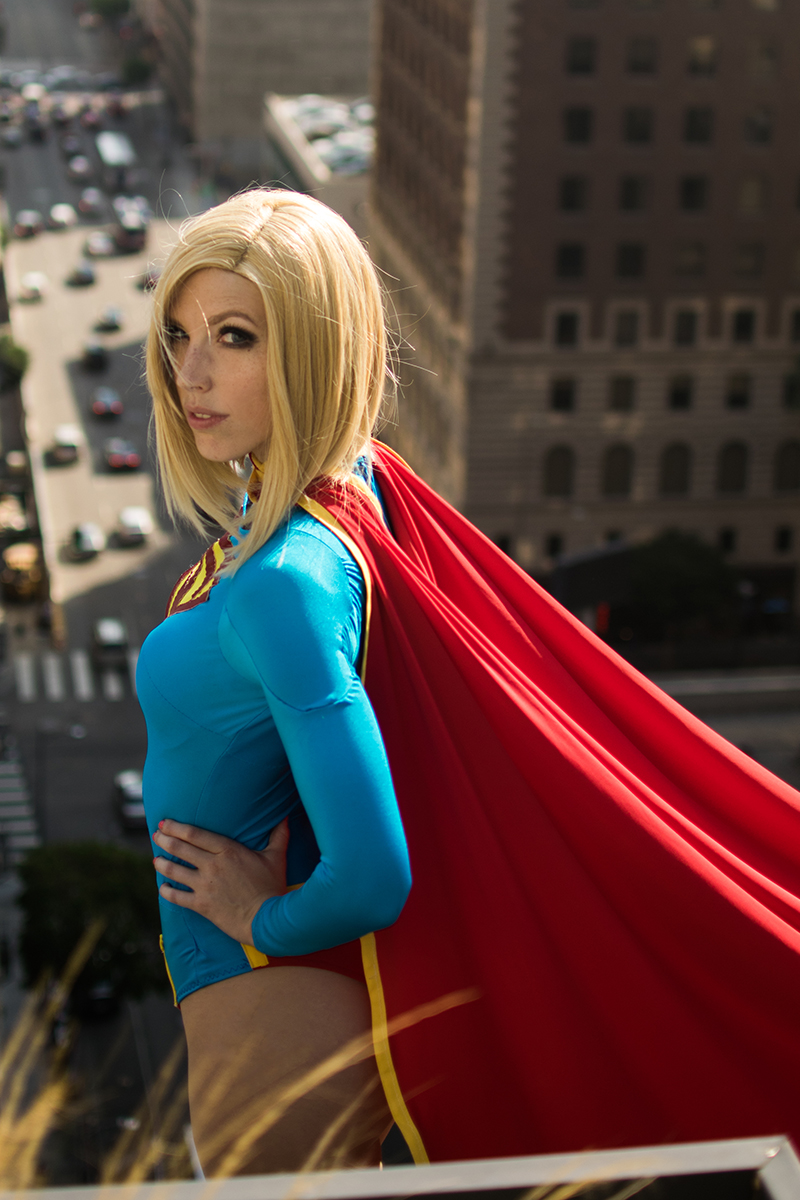 SUPERGIRL - NEW 52