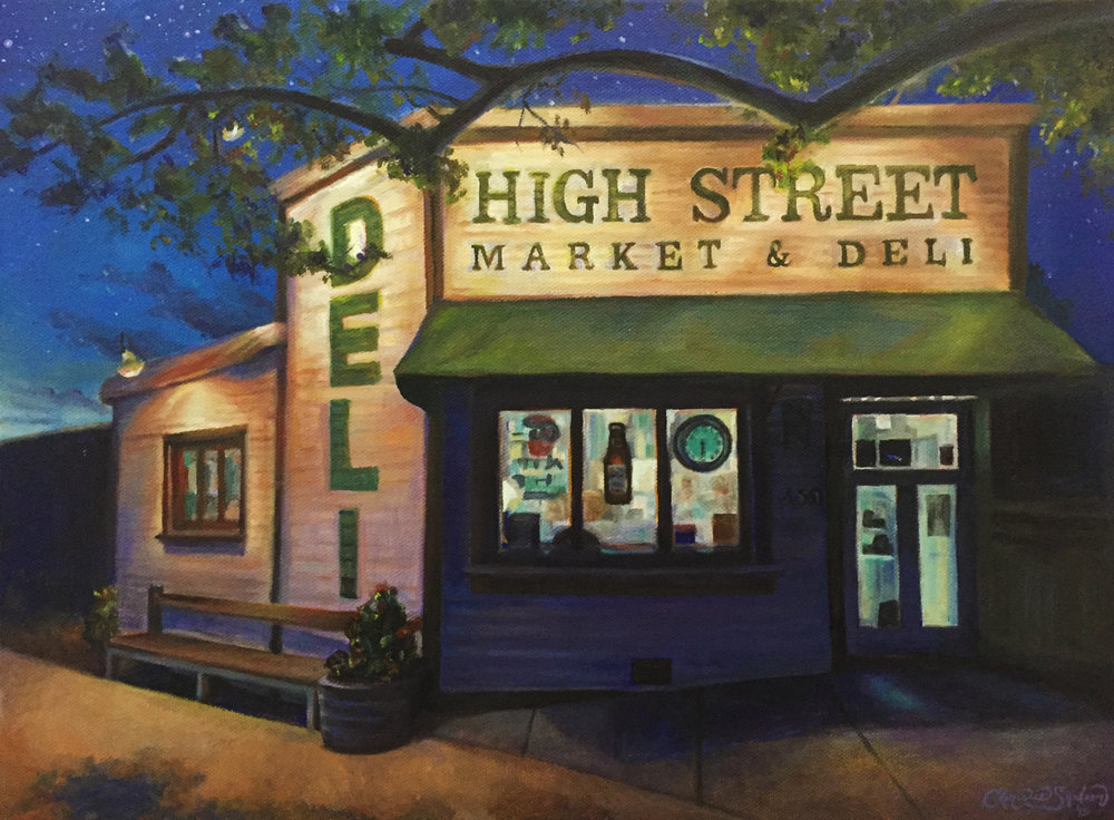 High Street Market and Deli_11x14_Christie Snelson.jpg
