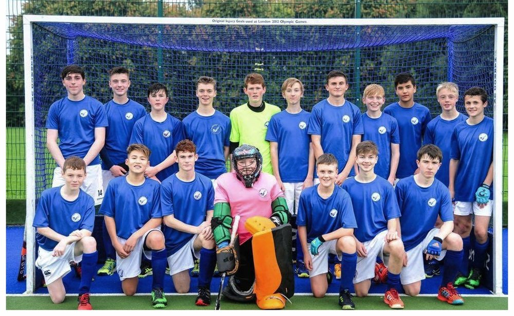 U16s Team West - September 2017