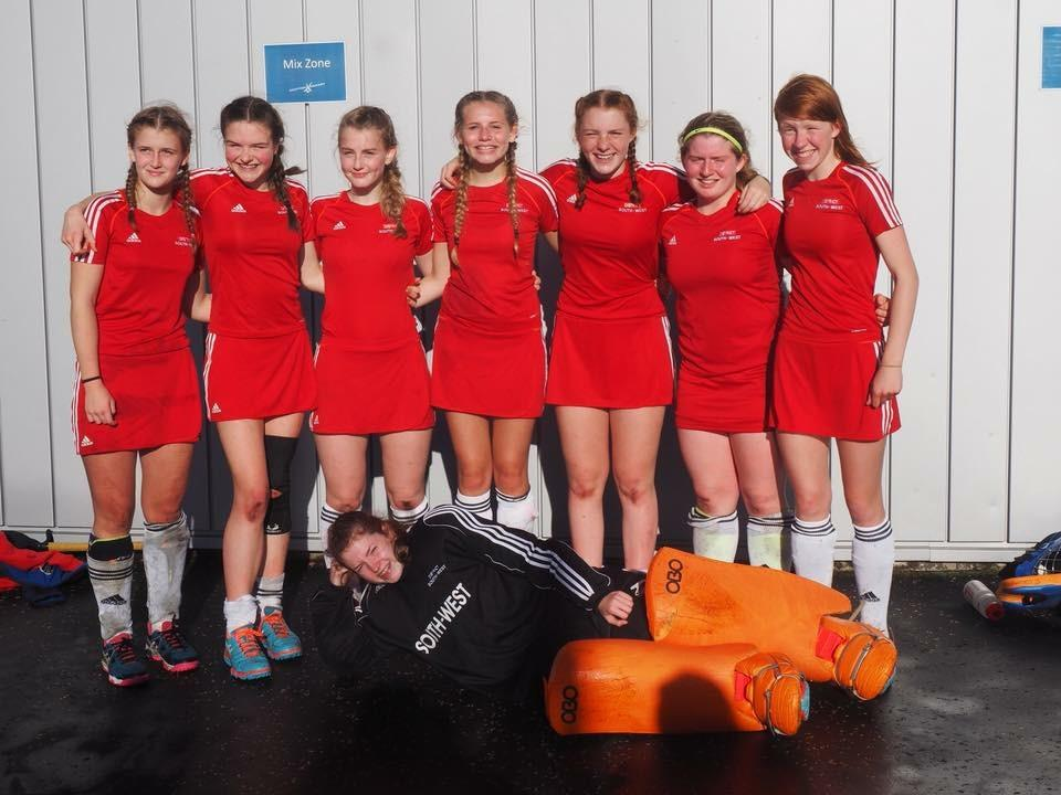 U16s Girls Inter-districts