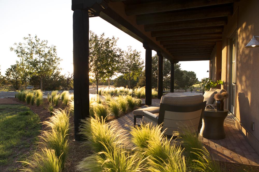 Woven Plains Residence