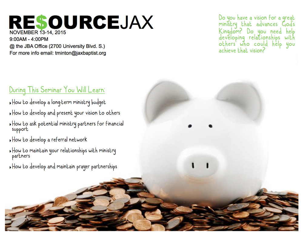ResourceJax 2015 flier