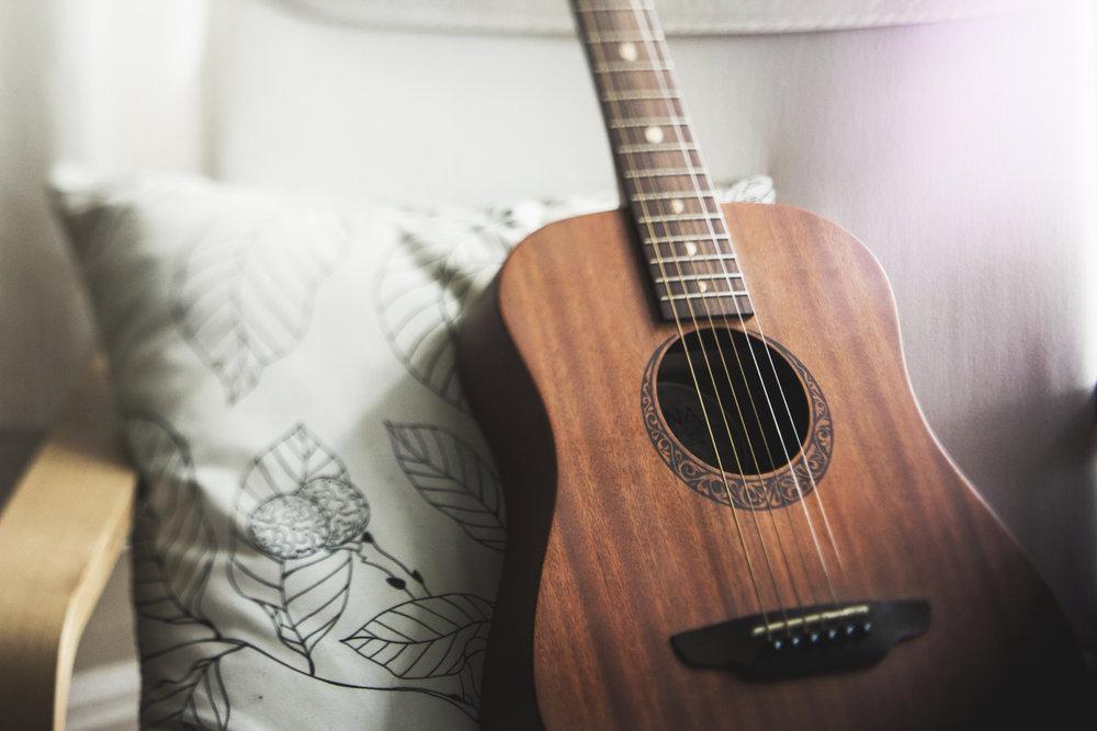 Gitarre -