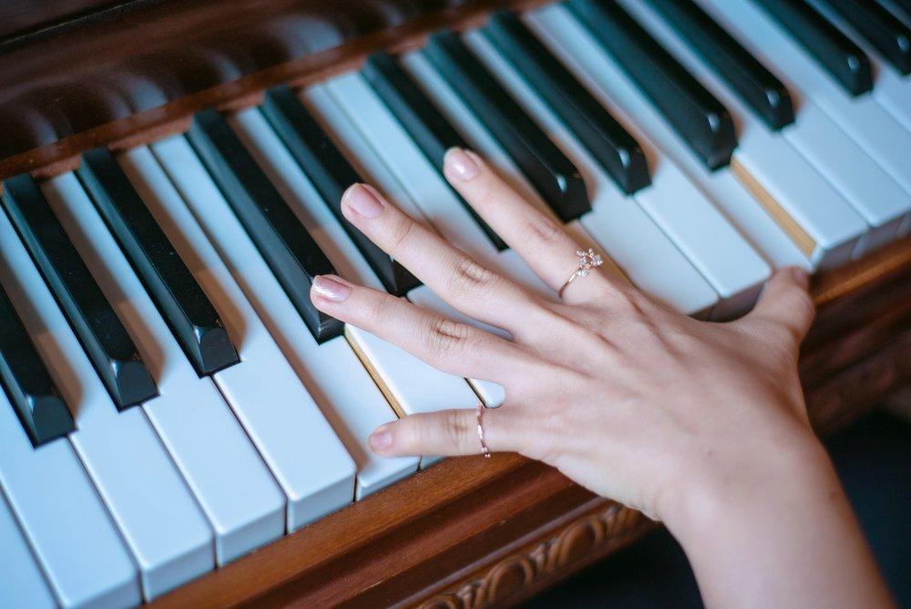 Klavier -