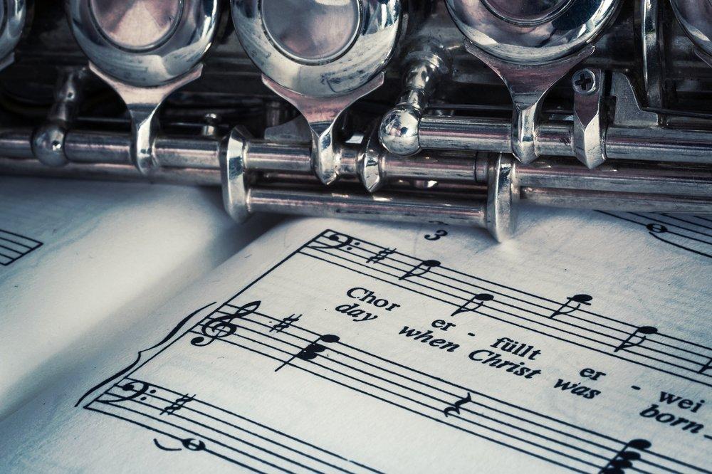 Flöte -