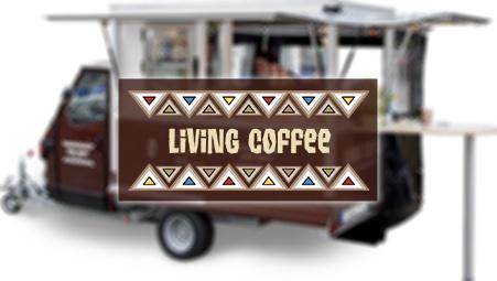 Living Coffee  - Jasper bringt seinen erstklassigen Café und Kakao mit. Lecker!