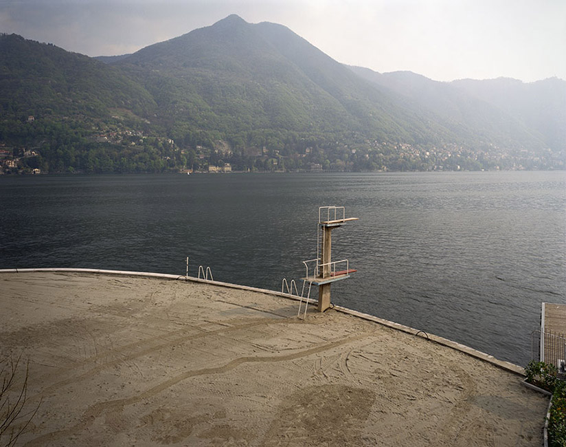 Closed For Winter: Lake Como 01