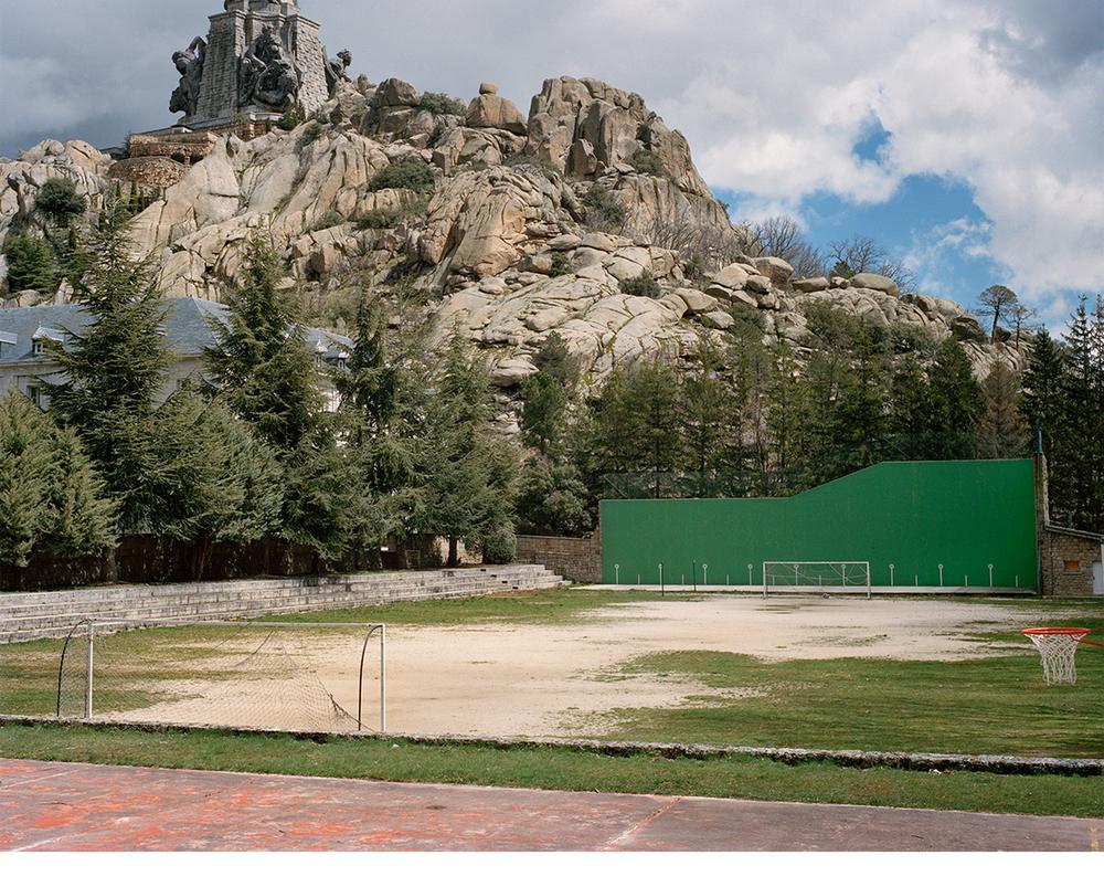 Ball-park, Valle de los Caidos, 2016