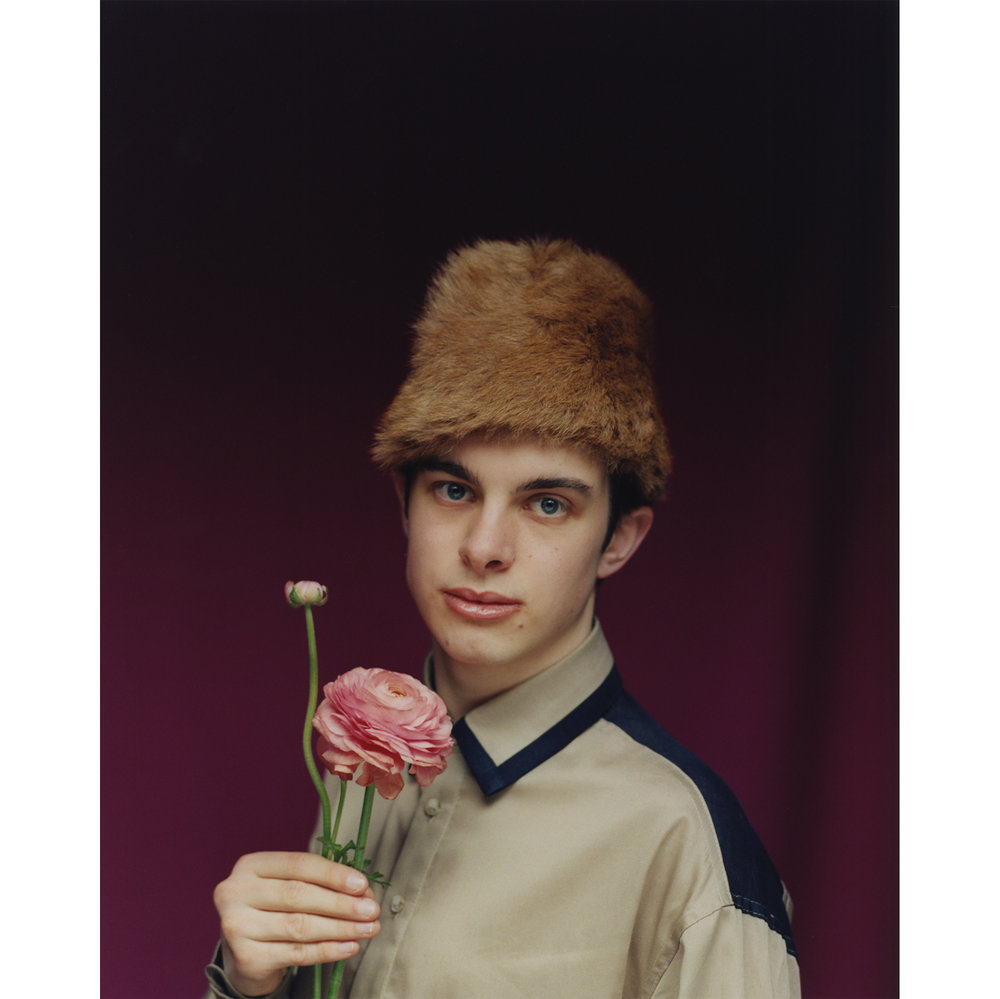 """Archie, 2013 from the series """"Flower Boys'"""