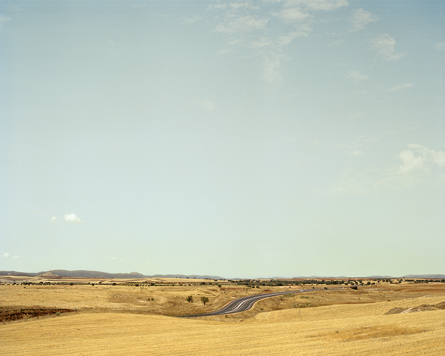 Richard Page - Road V, 2015