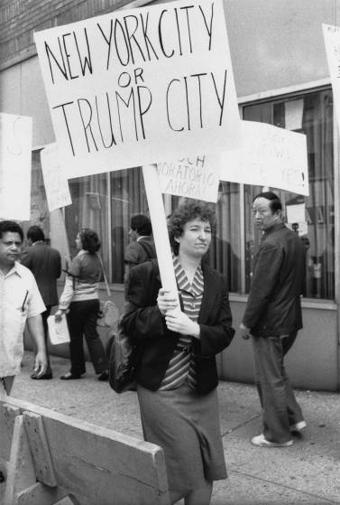 New York or Trump City, 1983.