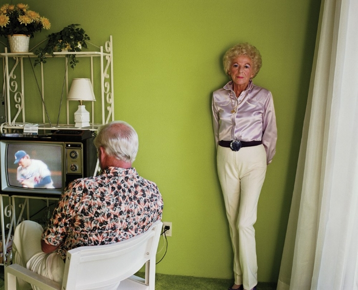 © Larry Sultan and MACK