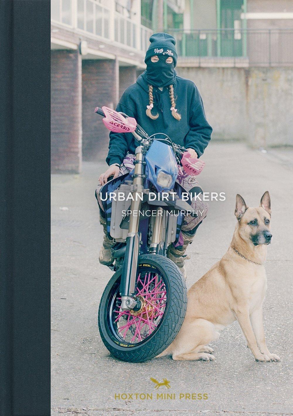 Urban Dirt Bikers © Spencer Murphy