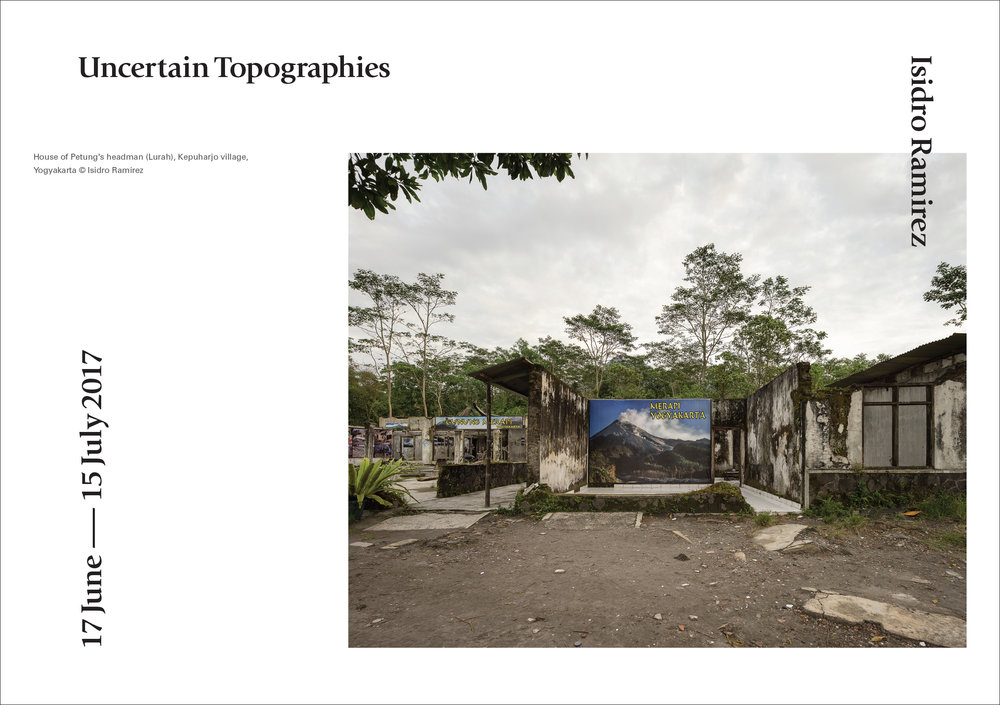Isidro Ramirez | Uncertain Topographies     Press Release      Print Sales