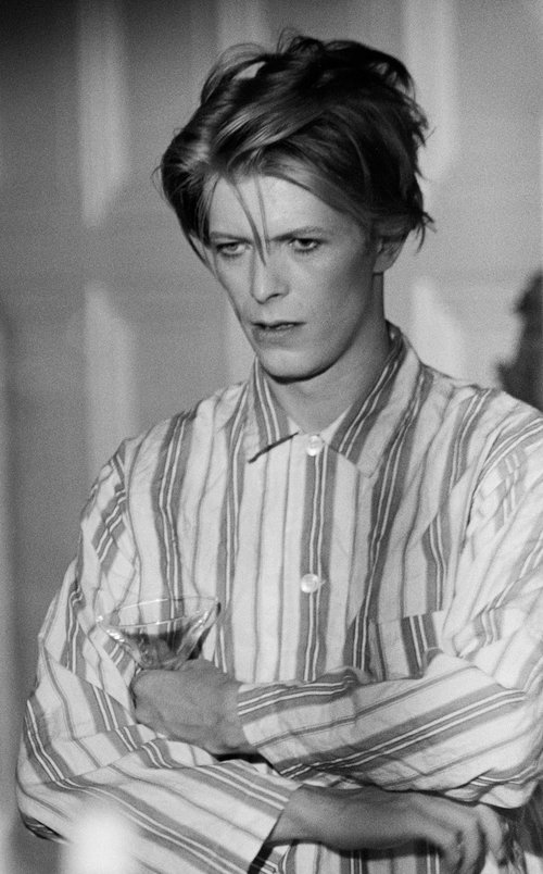 David Bowie: Fenton Lake, New MexicoImages courtesy of the artist, © Geoff MacCormack