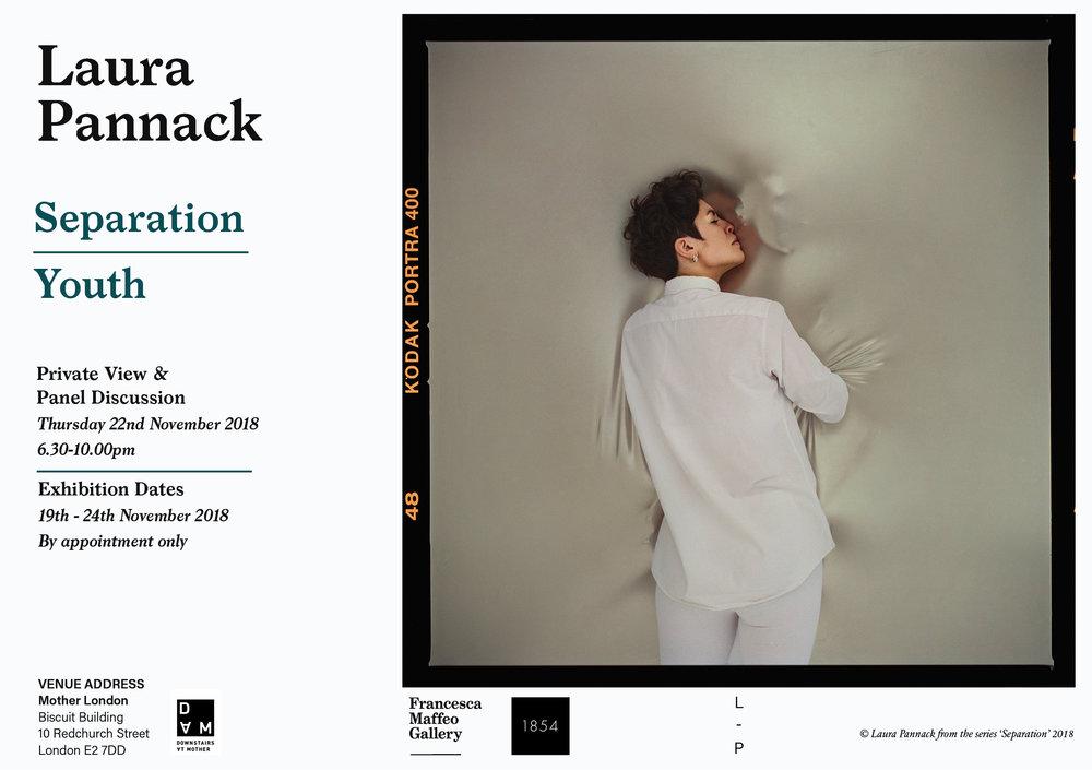 Laura Pannack | Separation & Youth     Print Sales
