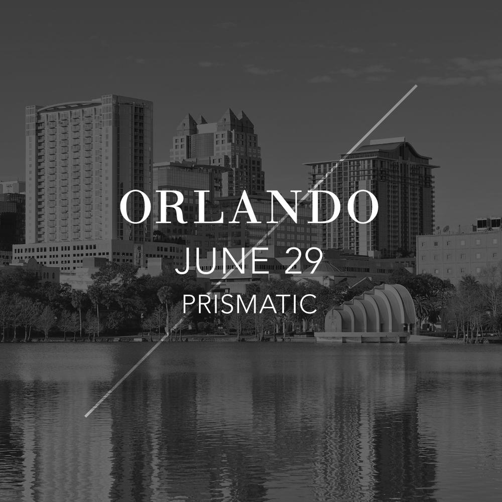 The Brave Millennial: Orlando