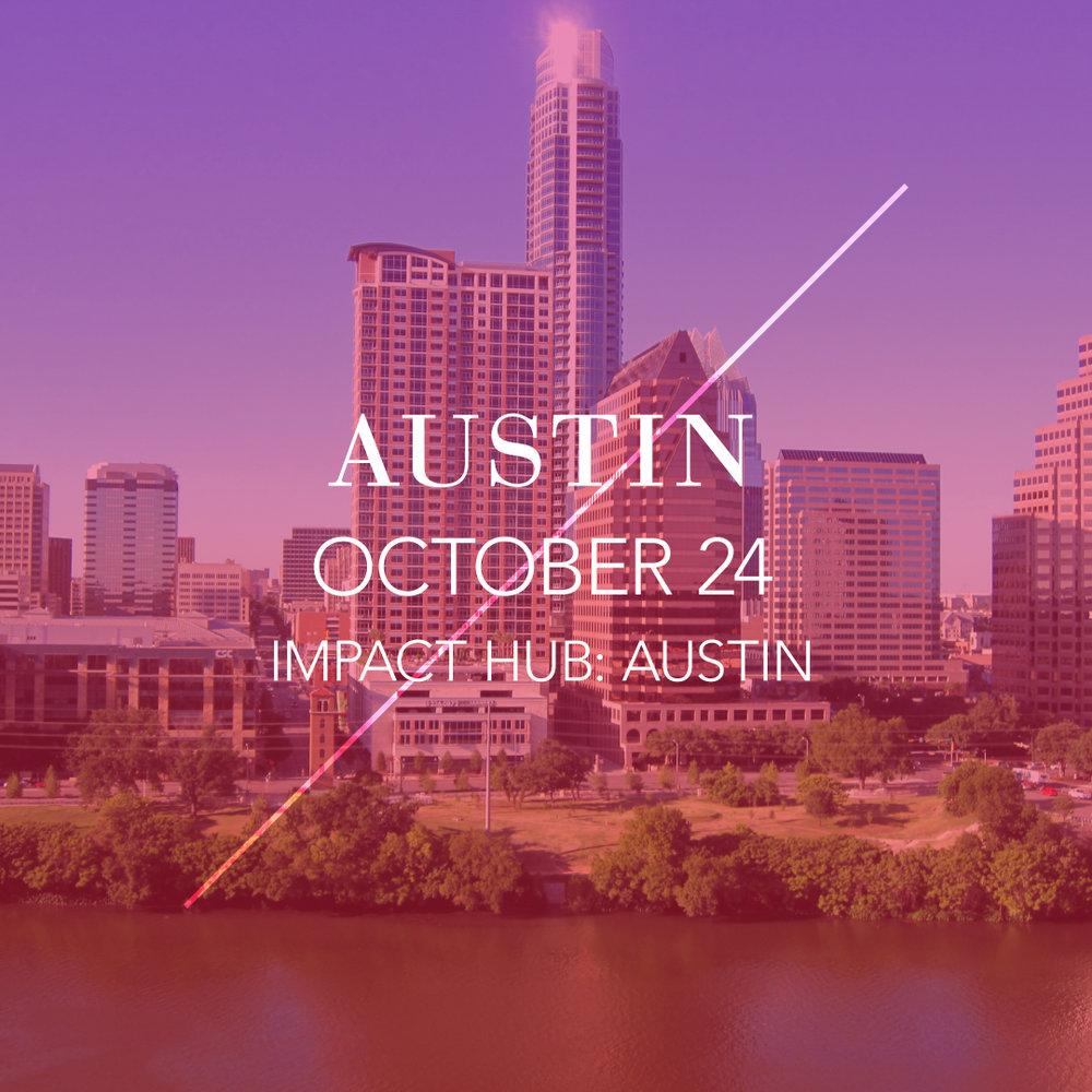 The Brave Millennial: Austin