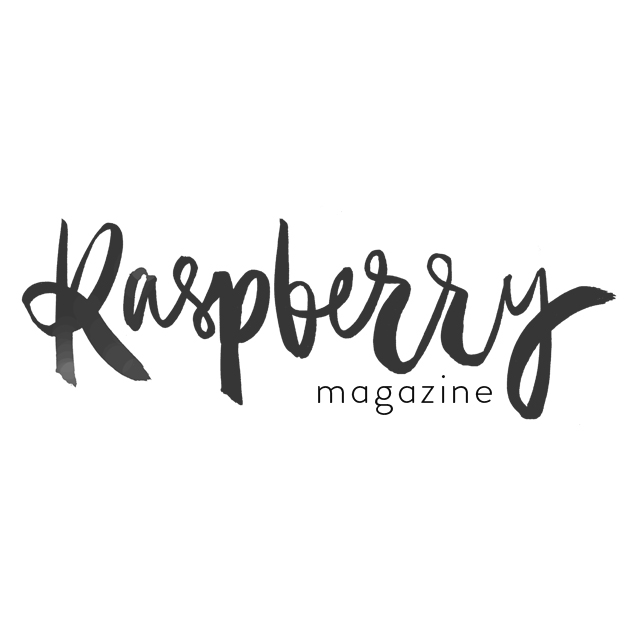 Raspberry Magazine interview with Laura Youngkin of The Brave Millennial