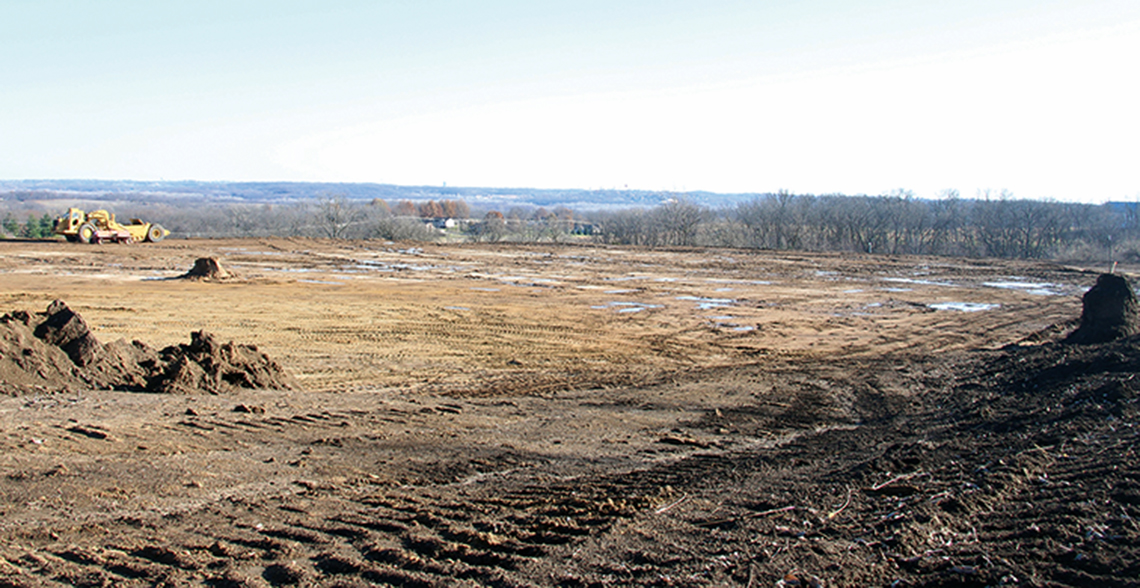 The Platte County Parks and Recreation Department continues to work on three all-purpose athletic fields at Platte Ridge Park, just north of Platte City. The Platte City Youth Football League will be the primary user of the facility, which could continue to expand and include amenities but will be available for football, rugby, lacrosse and soccer.