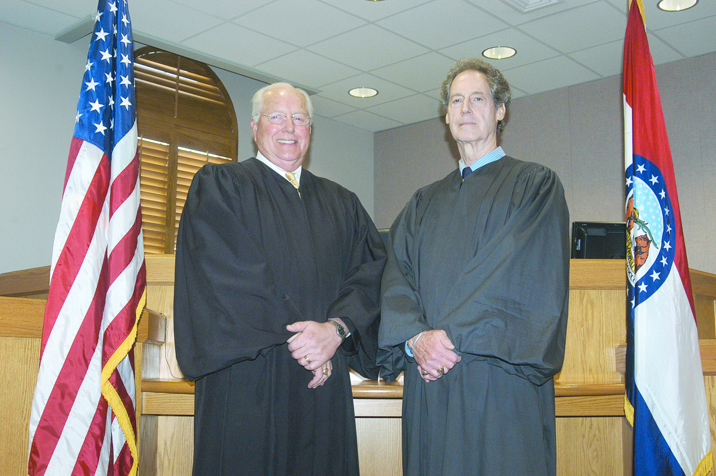 Judges Shafer and Hull
