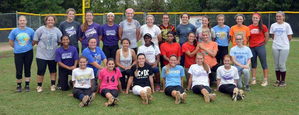 Front row, from left: Gretchen Roth, Cassidy Taylor, Grace Dieleman, Sam Ahrendt, Emma Beuerlein and Leslie Callahan. Second row, from left: Mariah Green, Abby Mickelis, Lyssa Zeh, Chantice Phillips, Ray Green, Kate Kobayashi, Georgia Clark and Megan Ritchie. Back row, from left: Alyssa Miller, Gabby McDowell, Kelsey VanDeren, Alex Willhite, Arianna Green, Olivia Kinsey, Taylor Johnson, Kristen Clevenger, Luci Steele, Meggen Keller, Cora Bennett, Madelyn Buckler, Jessie Hagen and Sarah Gardner.