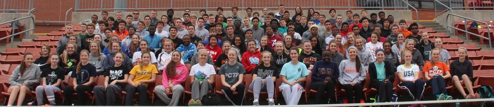 Platte County track and field team