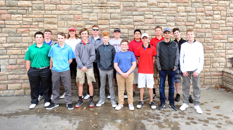 Snodgrass heads up promising returners for Park Hill golf Image