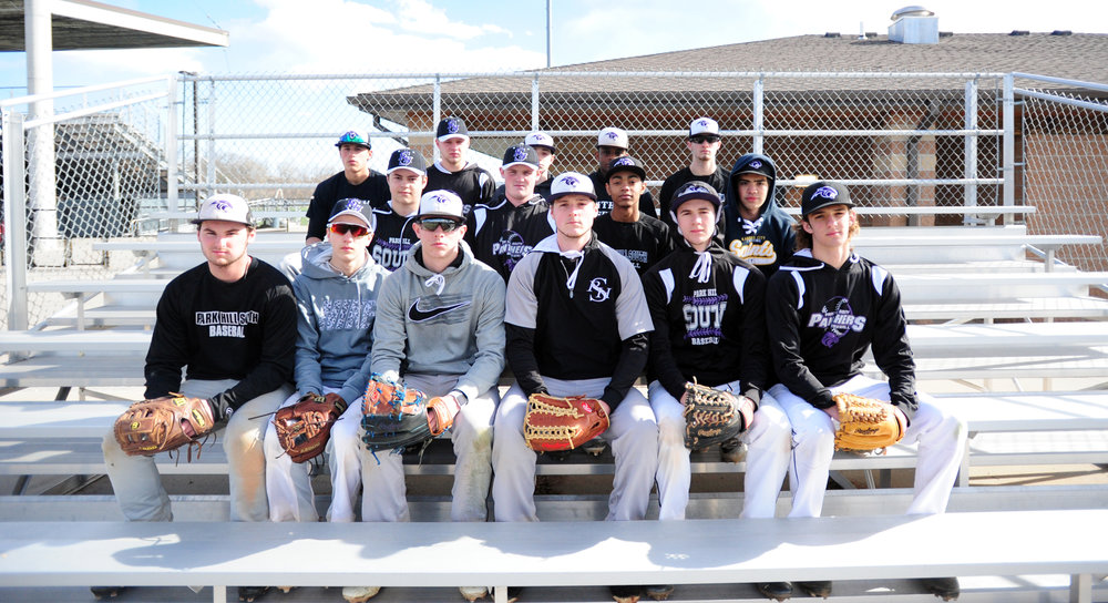 Front row, from left: Blaaze Booth, Alec Ommen, Andrew Aswegan, Jake Evans, Ryan Hagen and Chase Putnam. Second row, from left: Kyle Niehues, Landon Beynon, Xavier Hammond and Stephen Personelli. Back row, from left: Billy Eggers, Jack Beuerlein, Dominick Scudiero, Malik Stevenson and Jake Kline.