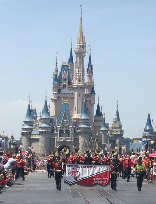Platte County, Park Hill bands enjoy trips to Florida Image