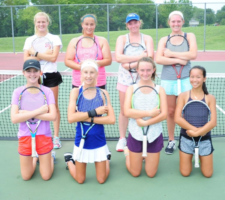 Kalis takes over as Park Hill tennis coach Image