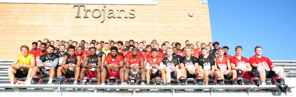2017 Park Hill football team