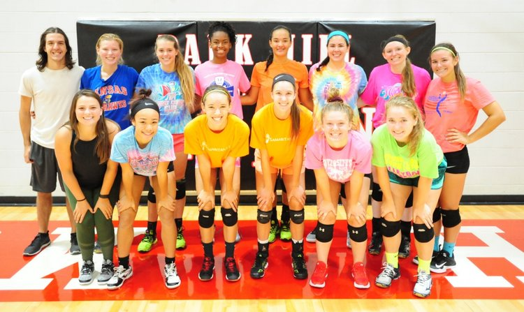 Park Hill volleyball hoping returners fuel playoff run Image