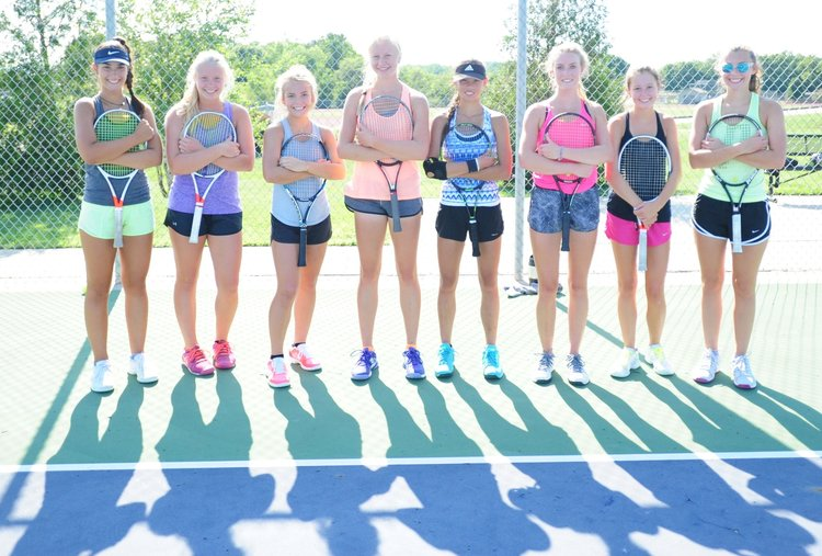 Kresovic, Norris sisters double team have South tennis set to excel Image