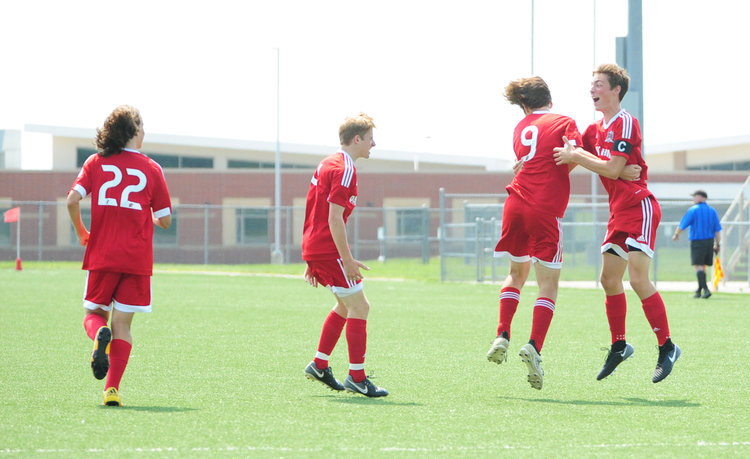 Park Hill soccer avenges loss to Oak Park Image