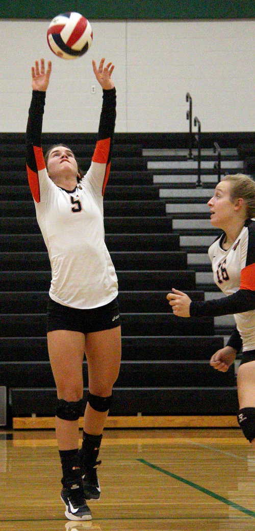 Park Hill volleyball survives NKC, Platte County ousted in districts Image