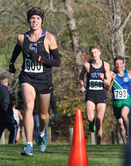 Platte County's Letcher back to state XC; South qualifies team Image