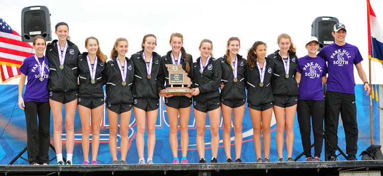 South girls come together in time to win Class 4 state XC title Image